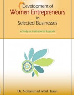 Development of Women Entrepreneurs  in Selected Businesses